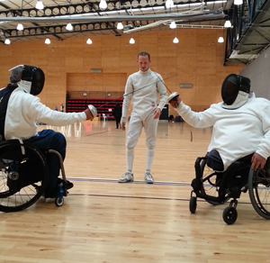 Fencing/Wheelchair Fencing